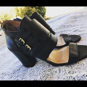Nicholina Sandal booties by BCBG